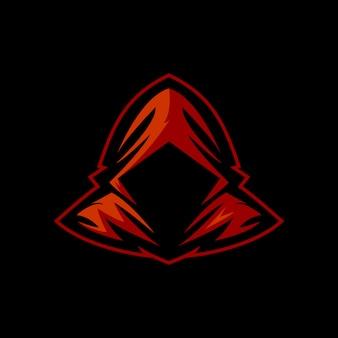 Призрачный логотип талисмана