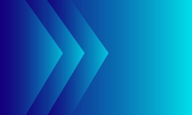 Синий градиентный фон