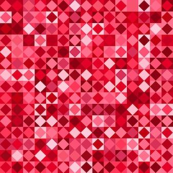 モザイク効果とベクトルカラフルな幾何学的なバック