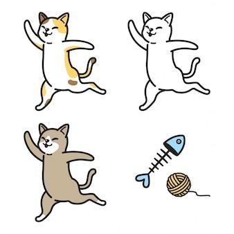 Кот котенок