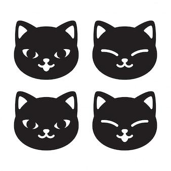 猫子猫頭漫画
