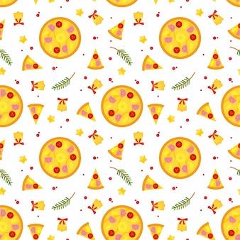 Шаблон пиццы