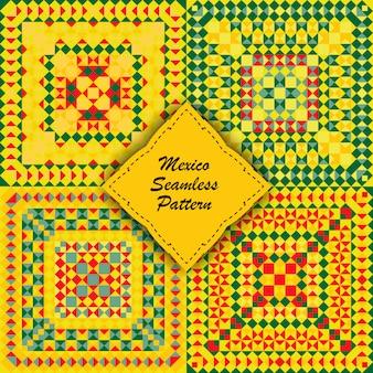 メキシコパターンセット