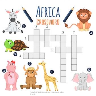 Развивающая игра для детей о животных