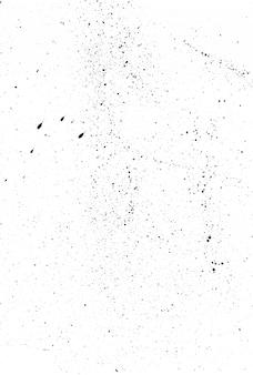 黒いアクワレルから作成されたグランジテクスチャ