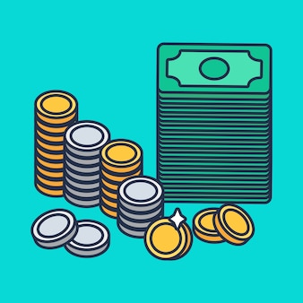 Монеты и деньги