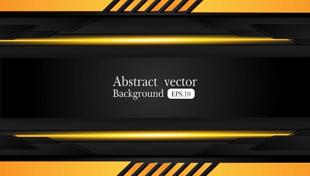 抽象的な金属フレームの背景