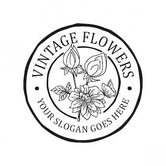 フラワーズヴィンテージロゴ