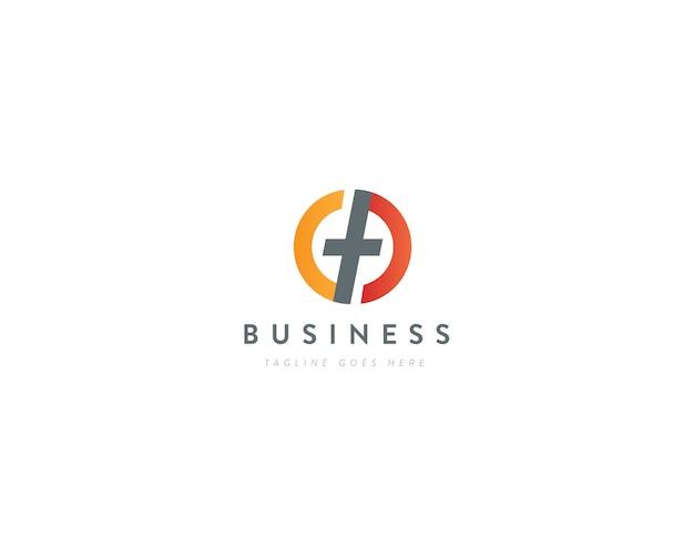 Корпоративный многоцелевой бизнес дизайн логотипа