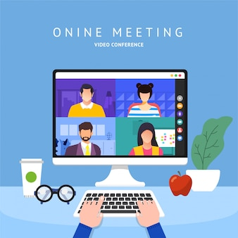 ビデオ会議