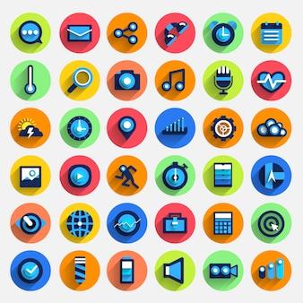 Цифровой маркетинг иллюстрации