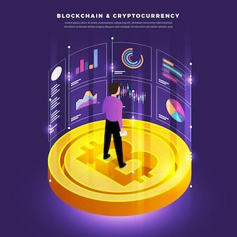 Блокировка и криптовалютность