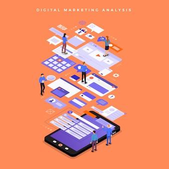 Цифровой маркетинговый анализ
