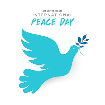 Сентябрь день международного мира