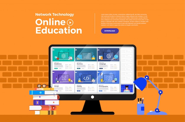 オンライン教育