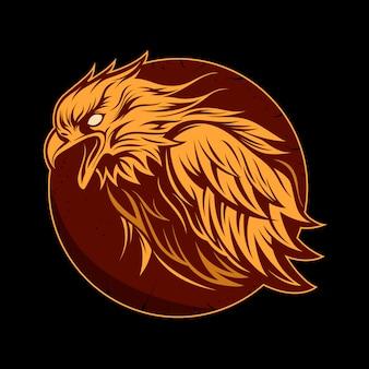 Пламенный орел