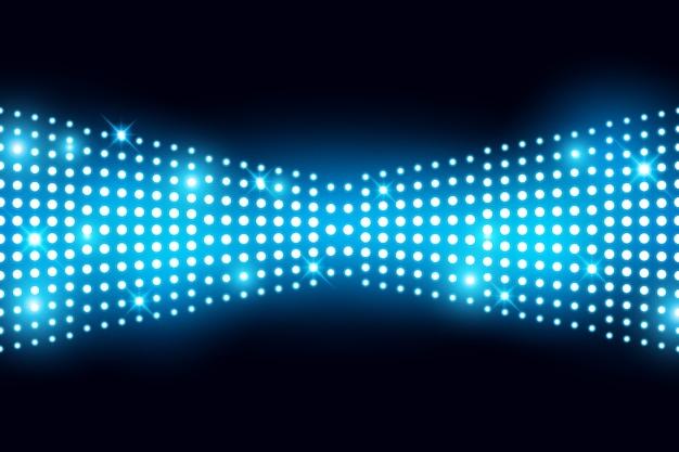 壁のライトライトスクリーン、ライト、ベクトル、イラスト