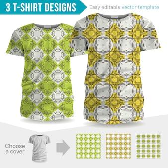 Дизайны футболок