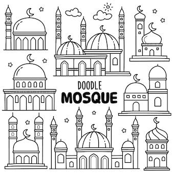 手描きコレクション:モスク