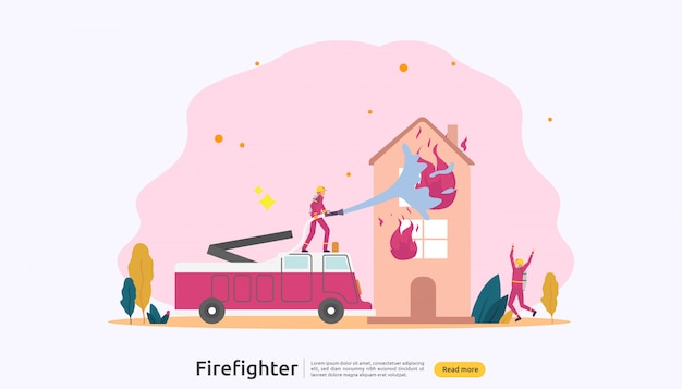 消防用燃焼ホース