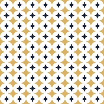 Декоративные вектор бесшовные модели со звездой.