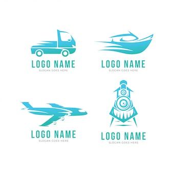 交通機関のロゴ