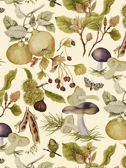 Осенняя ботаника