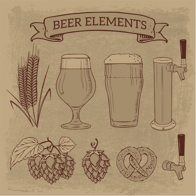 ビールの要素