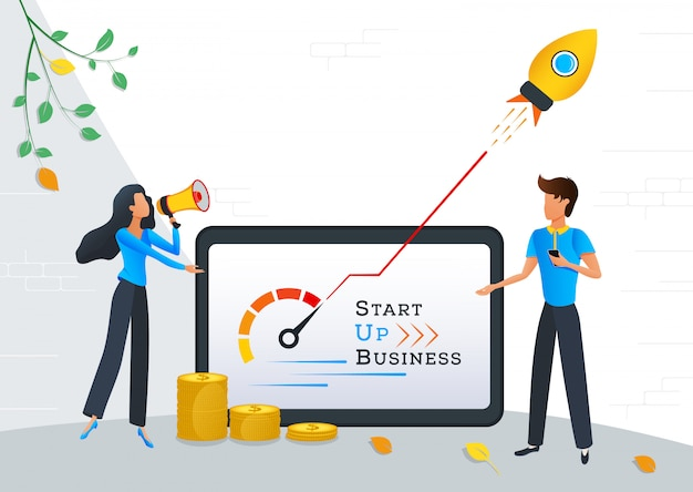 Запуск нового бизнес-проекта