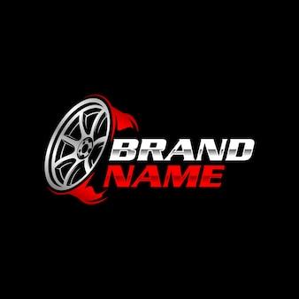 Колеса логотип