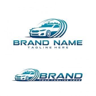 洗車のロゴ