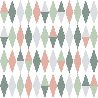 抽象的なシームレスな幾何学パターン。