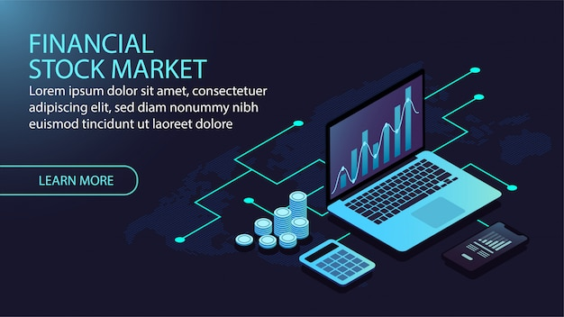 Изометрическая концепция финансового фондового рынка