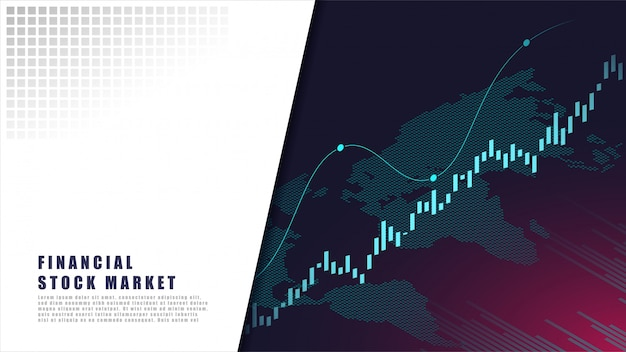 財務管理グラフィックの概念