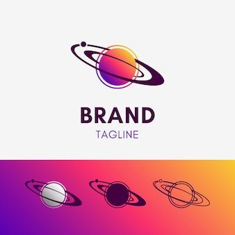 軌道プラネットロゴ