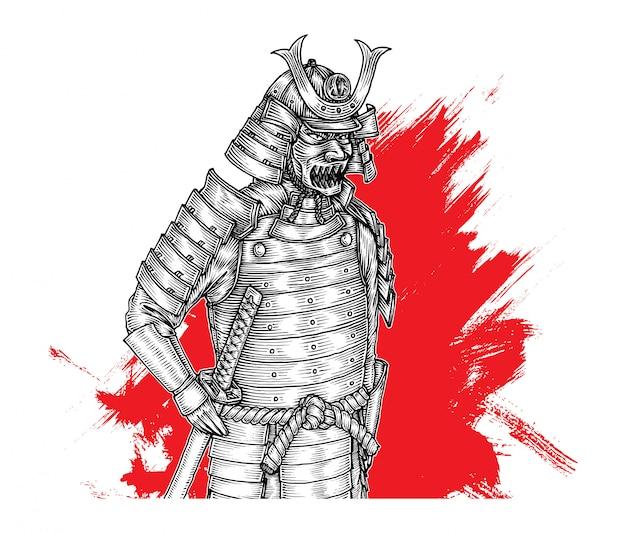 Самурай воин