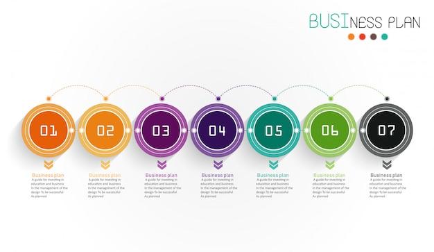 教育やビジネスで使用される図。