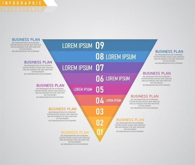 インフォグラフィック、プレゼンテーションプロセス、アウトライン、バナー、グラフ、データレイヤーに使用できます
