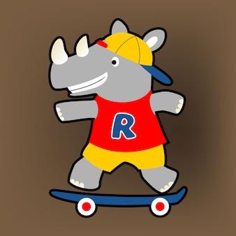 スケーター漫画