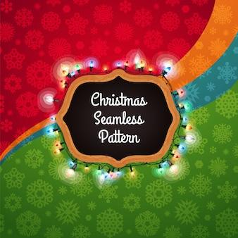 七面鳥のクリスマス・パターン