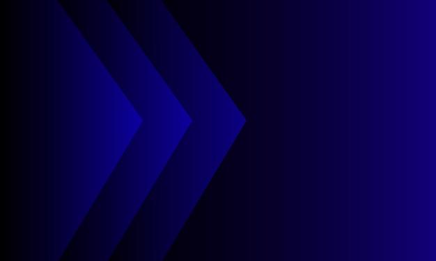 グラデーションブルーのロゴ