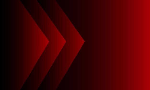 赤のグラデーションの背景。モダンスタイル