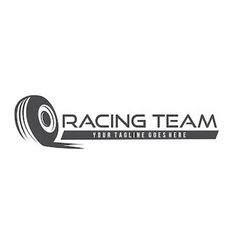 Иллюстрация логотипа шины