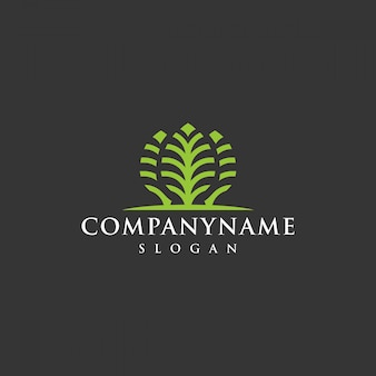 会社ツリーのロゴ