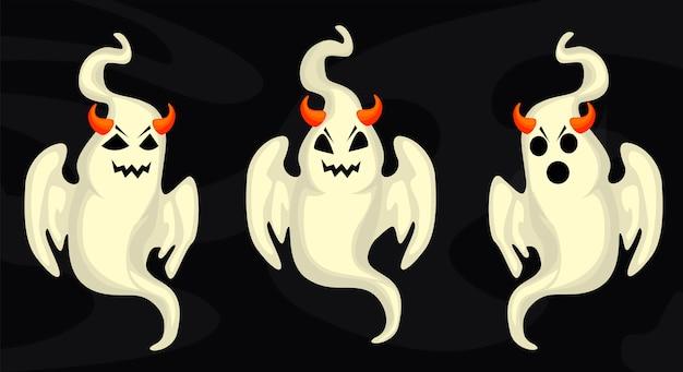 Призрачная коллекция хэллоуина