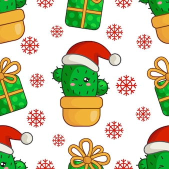 サボテンクリスマス