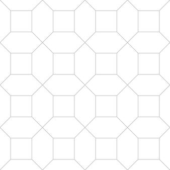 Редактируемый бесшовный геометрический узор