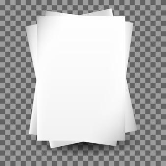 紙の空の企業