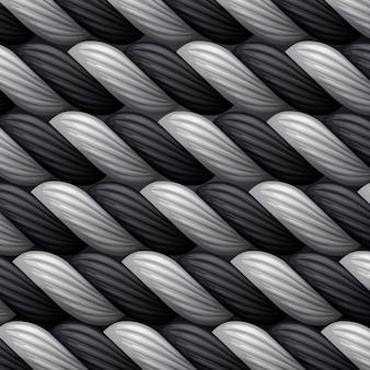 編みパターン