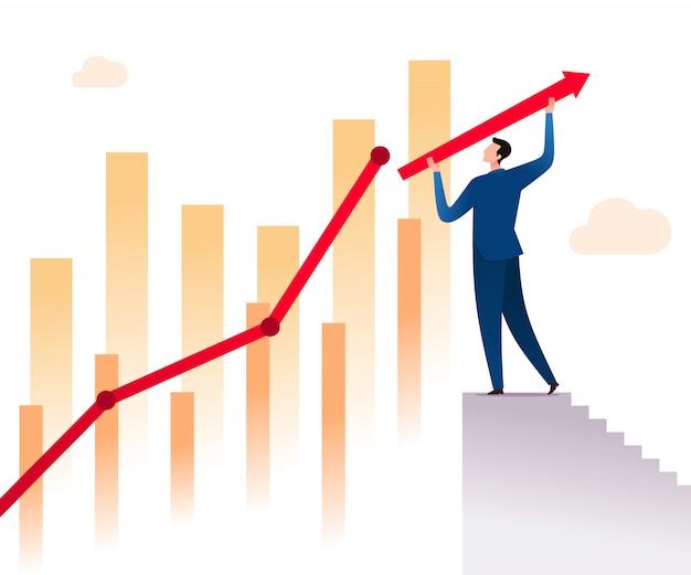 ビジネス成功へのステップ